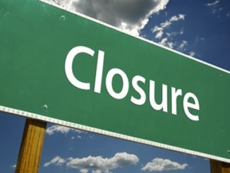 closure,close,shut-down