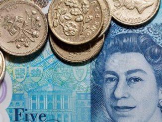 Money queens head