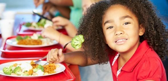 Do free school meals improve student performance?