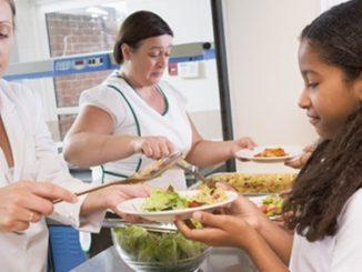 school-mealscanteendinner-lady