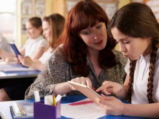 teacher, classroom