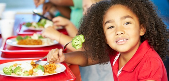 School catering: what's on the menu?