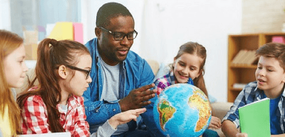 ICT connectivity: A world-wide view of education