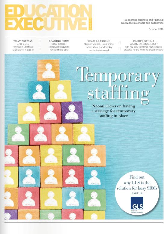 Education Executive Magazine October September 2019