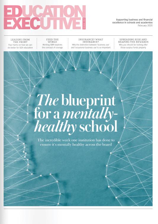 Education Executive Magazine February 2020