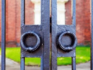 School lockdown: pupils hid under desks after shot fired at window