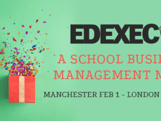 #EdExecLIVE: dedicated to school business leadership and management