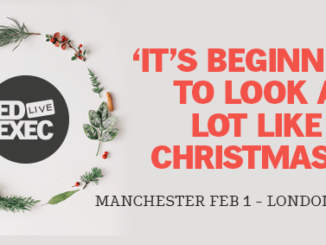 EdExecLIVE: We're making a list...and checking it twice
