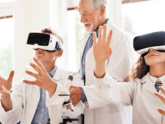 East Renfrewshire first council in UK to give lessons in virtual reality to schools
