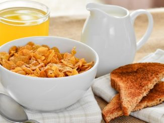Free breakfast pilot for Welsh secondary pupils