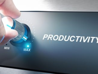 Five things you need to do to boost your productivity