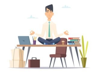 Five ways to improve your wellbeing at work