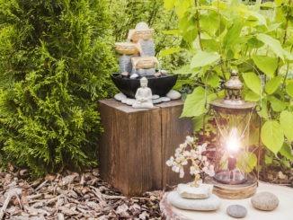 Creating a mindful garden