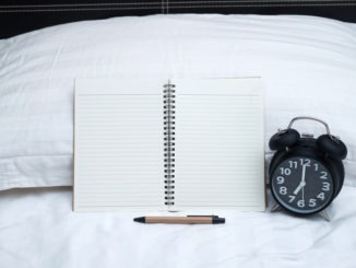 How to stop working from home interrupting your sleep pattern