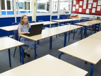 Poorer pupils face 'two-year catch up post-lockdown'
