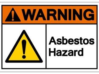 Asbestos management in schools