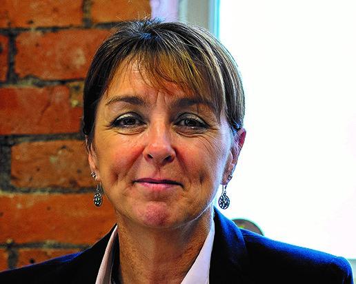 Debbie Sutch headshot
