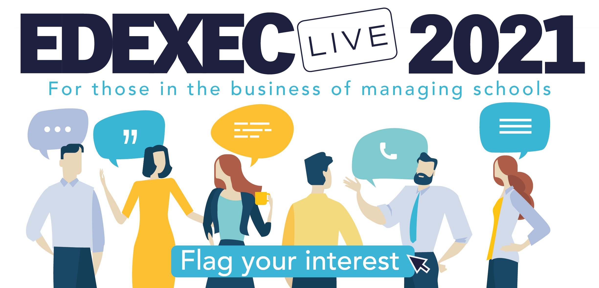 Join us at EdExec Live!