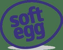 large-soft egg logo