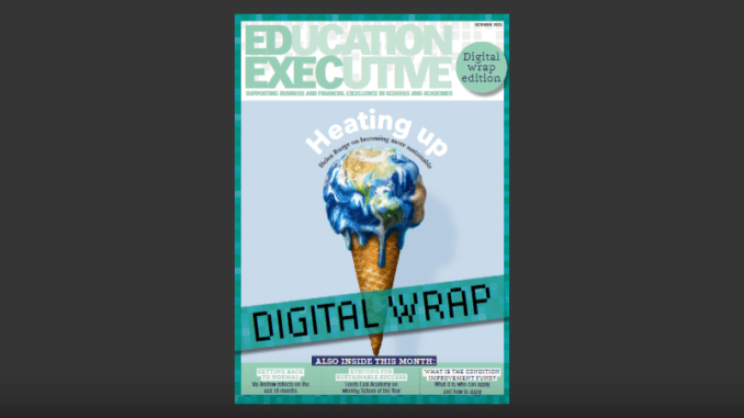 Our October digital magazine has landed!